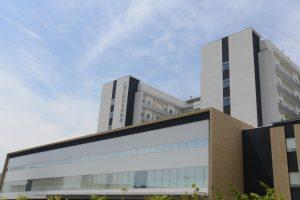 岡山市民病院